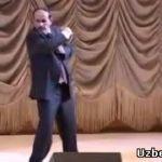 Хожибой Тожибаев Янги узбек бой ва жинни хакида
