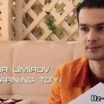 Жасур Умиров — Одамларнинг туйи