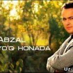 Абзал - Сен ёк хонада / Sen yo'q honada