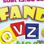 QVZ 20 Yoshda «Yangi Konsert» 2014 1-qism