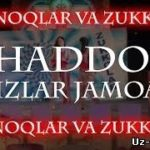Шаддод кизлар /  Shaddod qizlar jamoasi - Turkiston KZysda