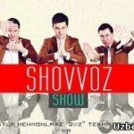 """QVZ """"Shovvozlar Shou"""" Konsert Dasturi 2-qism"""
