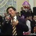 Новогодние Кривое зеркало. Обид Асамов 2012