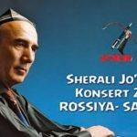 Sherali Jo'rayev - Saratov shahridagi konsert dasturi 2014