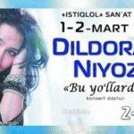 Дилдора Ниёзова-2 / Dildora Niyozova-2