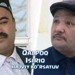 Qalpoq - Isiriq / Калпок - Исирик