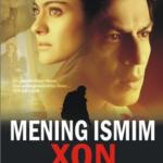Mening ismim Xon (Hind kino Uzbek tarjima)