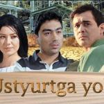 Ustyurtga yo'l (o'zbek film) | Устюртга йул (узбекфильм)
