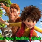Ulkan Oyoq Premyera(Multfilm, Uzbek tilida)HD