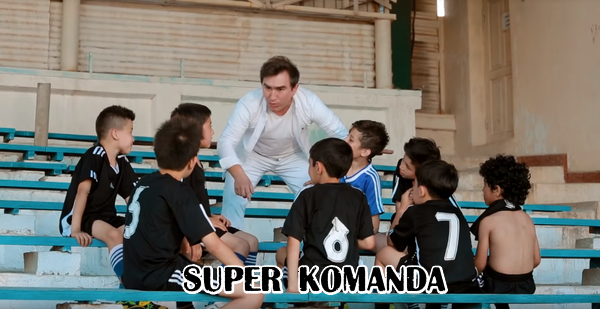 Super komanda (o'zbek film) Супер команда (узбекфильм)