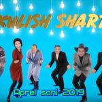 Kulish Shart 1-Aprel soni 2019 (Mirzabek Xolmedov, O'tkir Muhammadxo'jaev, Sanjar Shodiyev)