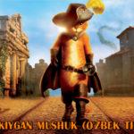 Etik kiygan mushuk (Multfilm O'zbek tilida HD)