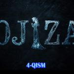 Ojiza (o'zbek serial) | Ожиза (узбек сериал) 4-qism
