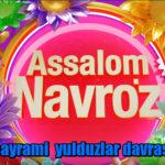Navro'z bayrami yulduzlar davrasida 2019