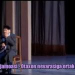 Dizayn jamoasi - Otaxon nevarasiga ertak aytib berdi