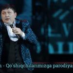 Avaz Oxun dan - Qo'shiqchilarimizga parodiyani zo'rlari 2019