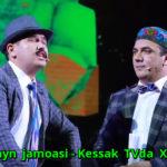 Dizayn jamoasi - Kessak TVda Xit parad