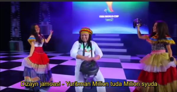 Dizayn jamoasi - Yuribman Million tuda Million syuda