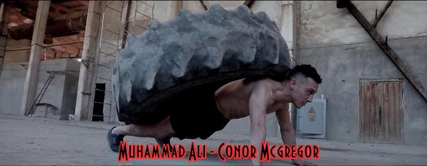 Muhammad Ali - Conor Mcgregor