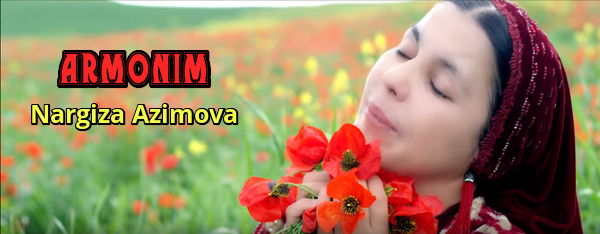 Nargiza Azimova - Armonim Наргиза Азимова - Армоним