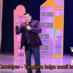 Qahramon Qarshiyev - Yangicha kulgu nomli konsert dasturi
