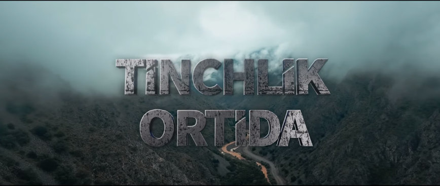 Tinchlik ortida (o'zbek film) Тинчлик ортида (узбекфильм)