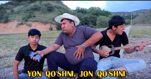 Yon qo'shni, jon qo'shni (o'zbek film) Ён кушни, жон кушни (узбекфильм) 2019