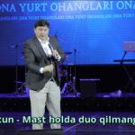 Avaz Oxun - Mast holda duo qilmang iltimos!