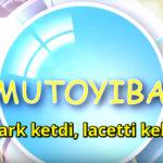 Mutoyiba - Spark ketdi, lacetti keldi | Мутойиба - Спарк кетди, ласетти келди (hajviy ko'rsatuv)