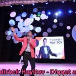 Nodirbek Hayitov (Nodir Lo'li) - Diqqat aksiya nomli konsert dasturi