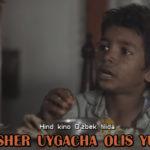 Sher Uygacha olis yul Hind kino  O'zbek tilida