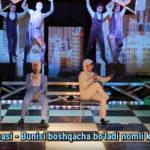 Tornado jamoasi - Bunisi boshqacha bo'ladi nomli konsert dasturi