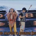 Bravo jamoasi - Sud jarayoni va Robinzon Kruzo