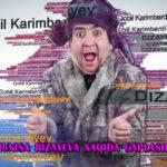 Dizayn jamoasi - Munisa Rizayeva xaqida gaplashamiz (Qobil Karimberdiyev)
