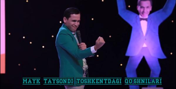 Nodirbek Hayitov - Mayk Taysondi Toshkentdagi qo'shnilari