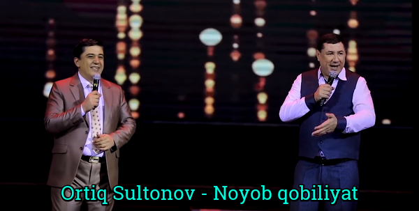 Ortiq Sultonov - Noyob qobiliyat