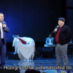 Qahqaha - Hozirgi yoshlar juda savodsiz bo`lib ketishdi