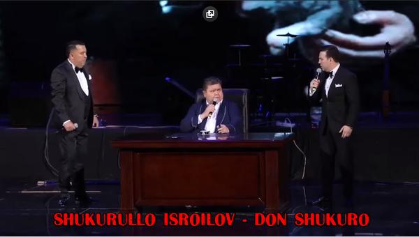 Shukurullo Isroilov - Don Shukuro (Amir Don Shukuroga aloqaga chiqdi) (Shukur SHOU)