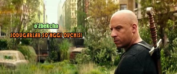 Jodugarlar so'nggi ovchisi (o'zbekcha)HD