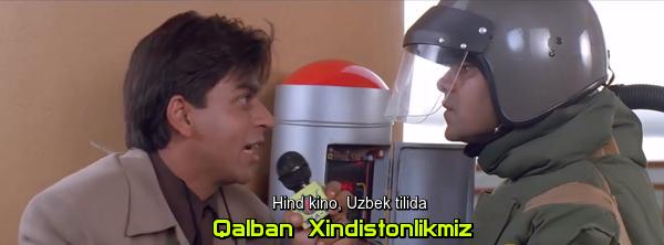 Qalban Xindistonlikmiz (Hind kino, Uzbek tilida) HD
