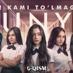 Bir kami to'lmagan dunyo (o'zbek serial) | Бир ками тўлмаган дунё (узбек сериал) 6-qism
