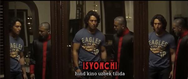 Isyonchi -Hind kinosi Uzbek O'zbek tilida