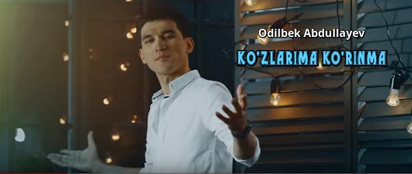 Odilbek Abdullayev - Ko'zlarima ko'rinma Одилбек Абдуллаев - Кузларима куринма