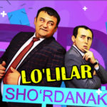 Sho'rdanak - Lo'lilar | Шурданак - Лулилар (hajviy ko'rsatuv)