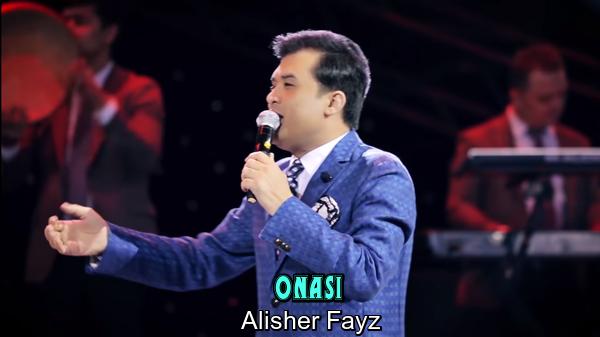 Alisher Fayz - Onasi Алишер Файз - Онаси (consert version, 2019)