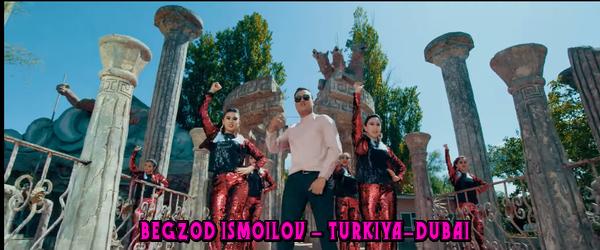 Begzod Ismoilov – Turkiya-Dubai Бегзод Исмоилов – Туркия-Дубай