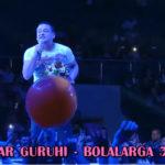 """Bolalar guruhi - """"BOLALARGA 30 YIL""""-konsert dasturi"""