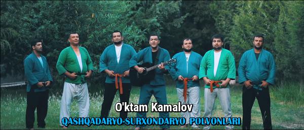 O'ktam Kamalov - Qashqadaryo-Surxondaryo polvonlari-Уктам Камалов - борцы Кашкадарьи-Сурхандарьи