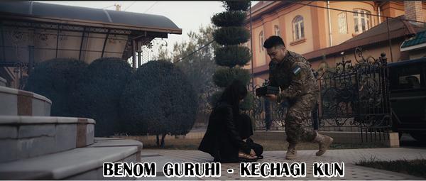 Benom guruhi - Kechagi kun Беном гурухи - Кечаги кун