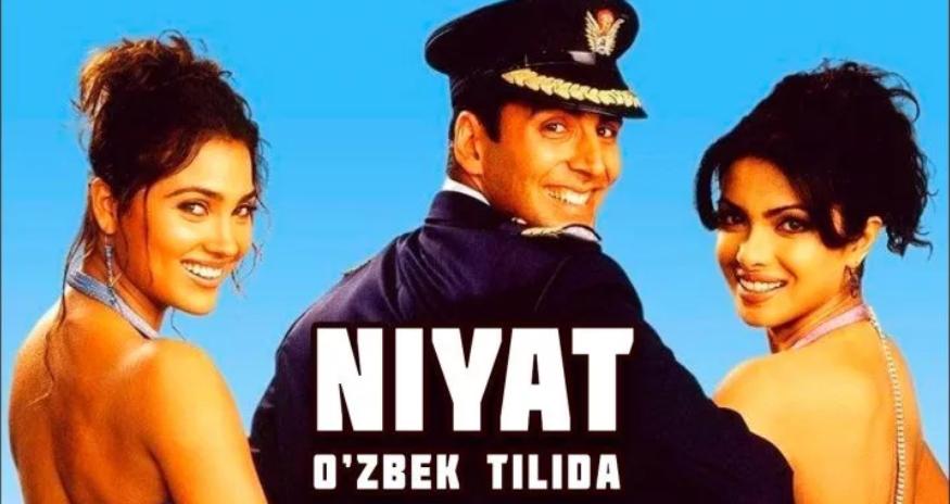 Niyat (Hind kino, O'zbek tilida) HD